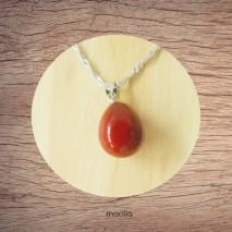 Maolia - Collier perle de culture forme goutte