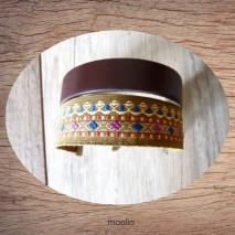 Maolia - Bracelet manchette Anapa