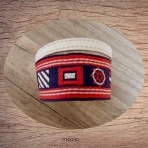 Maolia - Bracelet manchette Esprit de mer