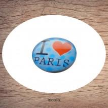 Bouton pression collection Paris