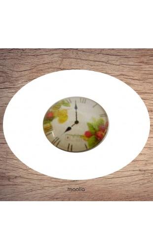 Bouton pression collection Horloges