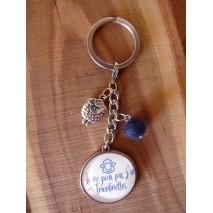 Porte-clés les Tricotinettes