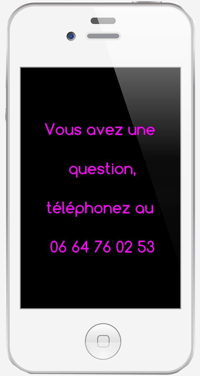 Numéro de téléphone de Maolia
