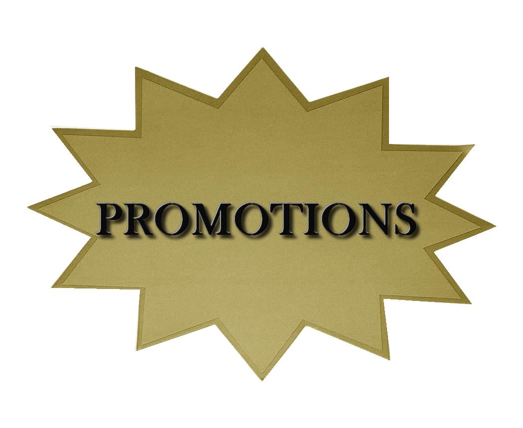 Promotions début 2021